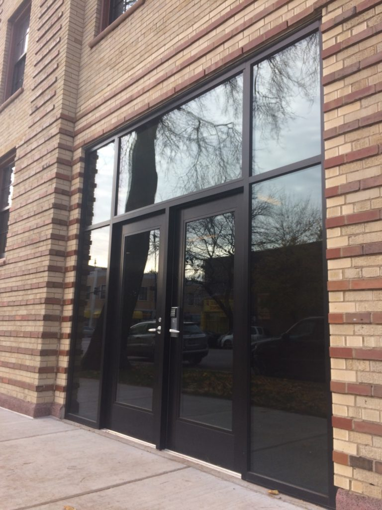 storefront systems usa glass and metal