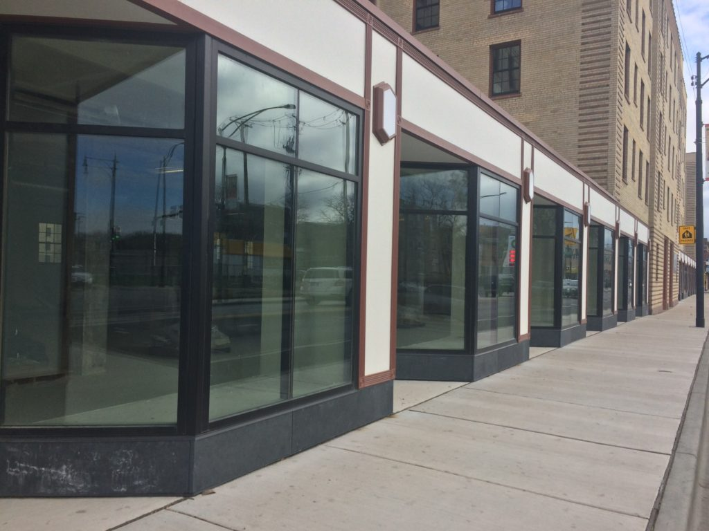 Insulated Glazing Storefront System : Storefront systems usa glass and metal